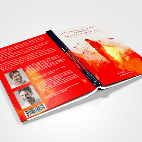 Book cover graphic design 2